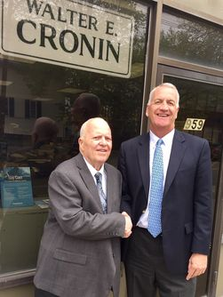WTPhelan Insurance Acquires Walter E. Cronin Insurance Agency